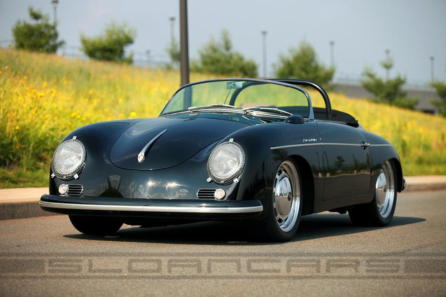 Porsche 356 A 1600 Speedster 1957 For Show By Sloan