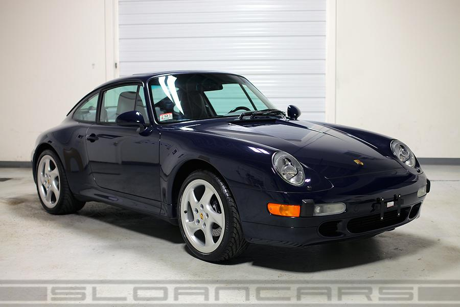 Porsche 911 993 Carrera S 3 6 1997 For Show By Sloan