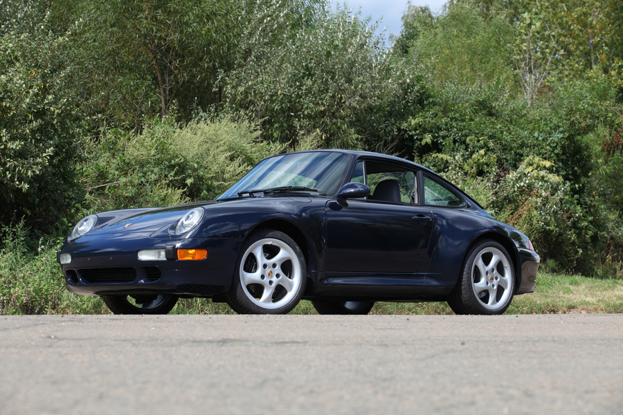 Porsche 911 993 Carrera Coupé 3.6 200kW-version, 1998 - #1