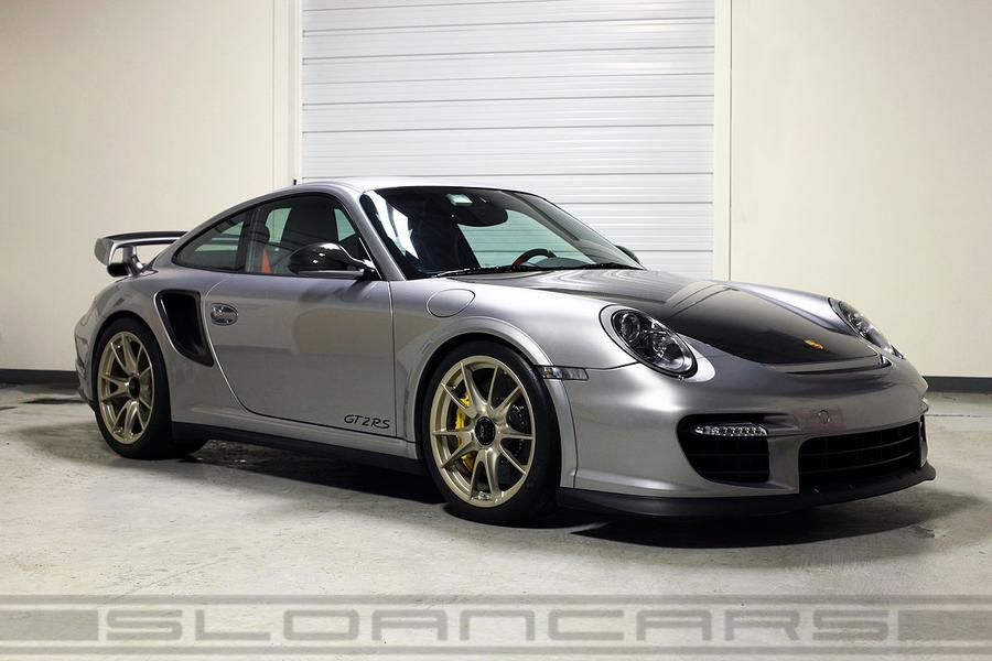 Porsche 911 997 Gt2 Rs 2011 For Show By Sloancars Com