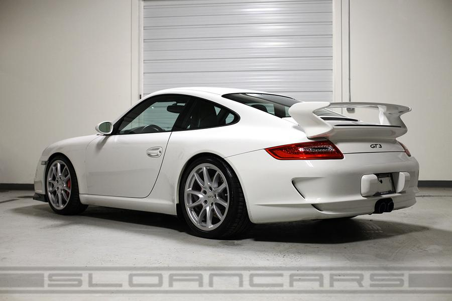 Porsche 911 997 Gt3 3 6 2007 For Show By Sloan Motors