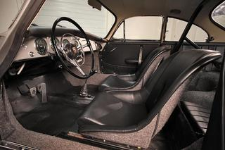 Porsche 356 C 1600 SC Coupé, 1964 - Primary interior photo