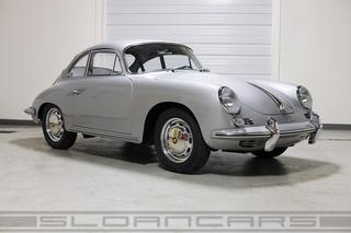 Porsche 356 C 1600 SC Coupé, 1964 - Primary exterior photo