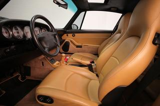 Porsche 911 993 Carrera 4S 3.6, 1998 - Primary interior photo