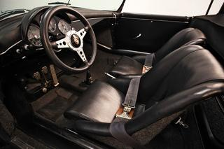 Porsche 356 A 1600 Speedster, 1957 - Primary interior photo