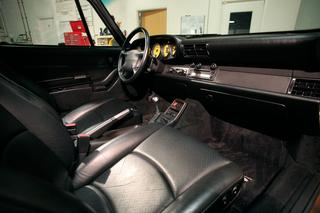 Porsche 911 993 Carrera S 3.6, 1997 - Primary interior photo