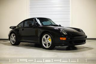 Porsche 911 993 Turbo S 316kW-version, 1997 - Primary exterior photo