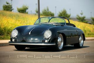 Porsche 356 A 1600 Speedster, 1957 - Primary exterior photo