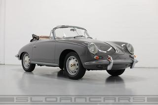 Porsche 356 C 1600 Cabriolet, 1964 - Primary exterior photo