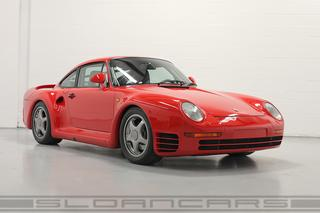 Porsche 959  Sport Lightweight, 1988 - Primary exterior photo