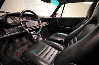 911 G-model Turbo 3.3 Coupé 221kW-version - Main interior photo