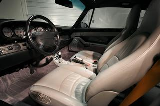 Porsche 911 993 Turbo S 316kW-version, 1997 - Primary interior photo
