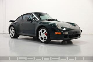 Porsche 911 993 Carrera 4S 3.6, 1998 - Primary exterior photo