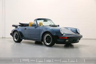 911 G-model Carrera 3.2 Cabriolet Turbo-look 160kW-version - Main exterior photo