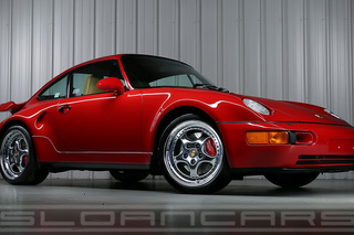 Porsche 911 964 Turbo 3.6 Flachbau X85, 1994 - Primary exterior photo
