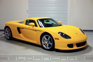 Carrera GT   - Main exterior photo