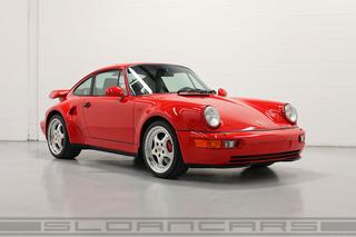 911 964 Turbo 3.6 Package - Main exterior photo
