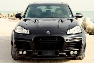 Porsche Cayenne 957 Turbo S, 2007 - Primary exterior photo