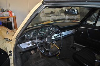 911 1.gen. 2.0 Targa - Main interior photo