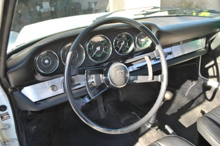 911 1.gen. 2.0 Coupé - Main interior photo