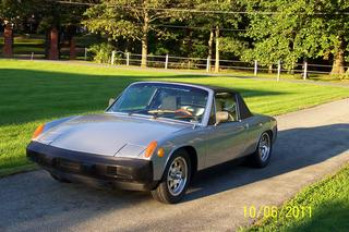 914 /4 1.8 56kW-version - Main exterior photo