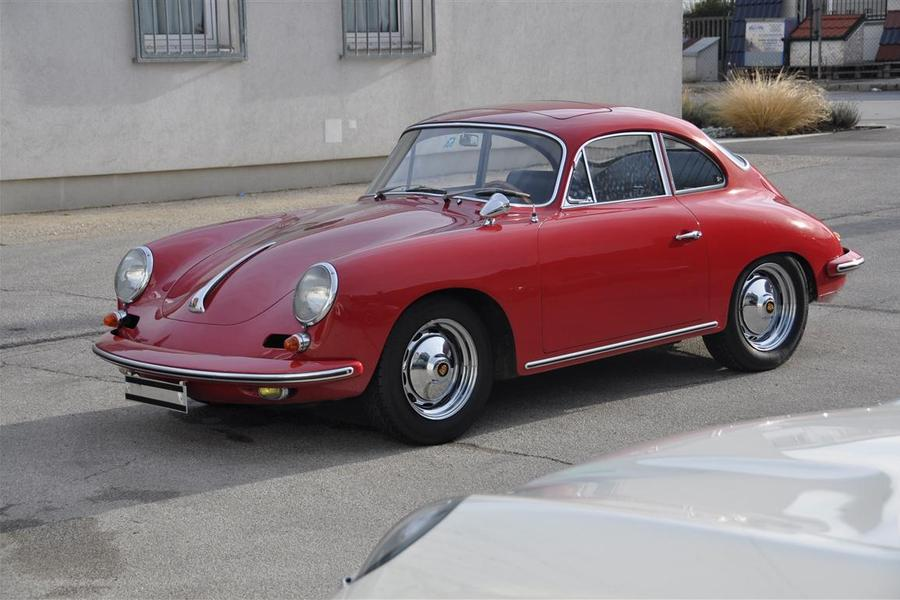 porsche 356 b t6 2000 gs carrera 2 coup 1963 for show by dr georg konradsheim. Black Bedroom Furniture Sets. Home Design Ideas