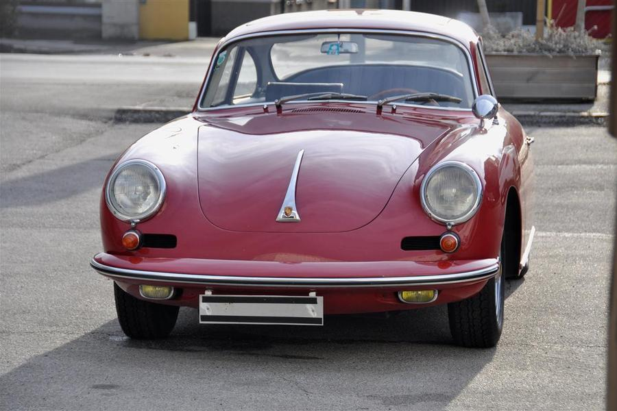 Porsche 356 B T6 2000 GS Carrera 2 Coupé, 1963 - #10