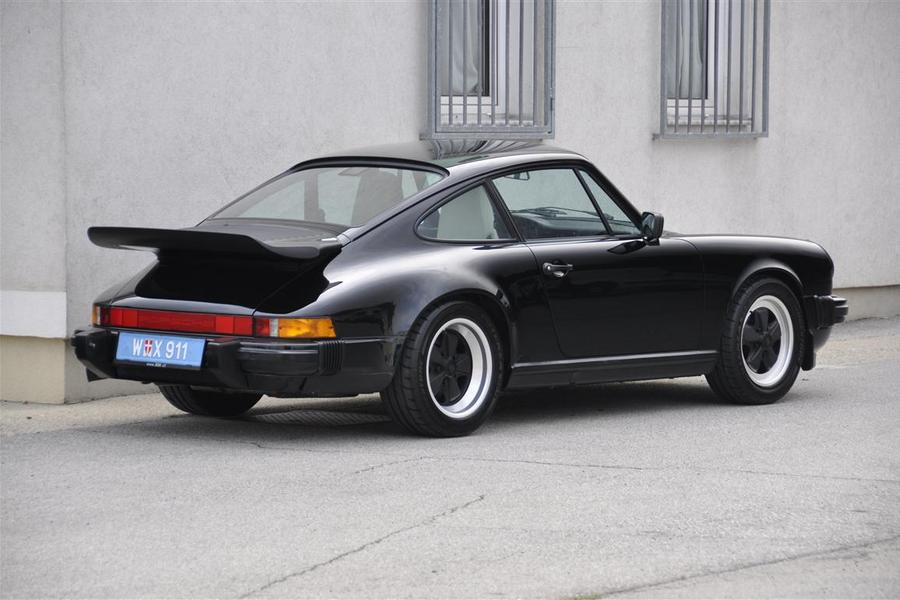 Porsche 911 G-model Carrera 3.2 Club Sport 160kW-version, 1989 - #8