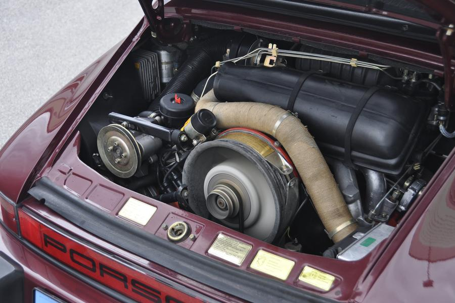 Porsche 911 G-model SC 3.0 Cabriolet 150kW-version, 1983 - #6