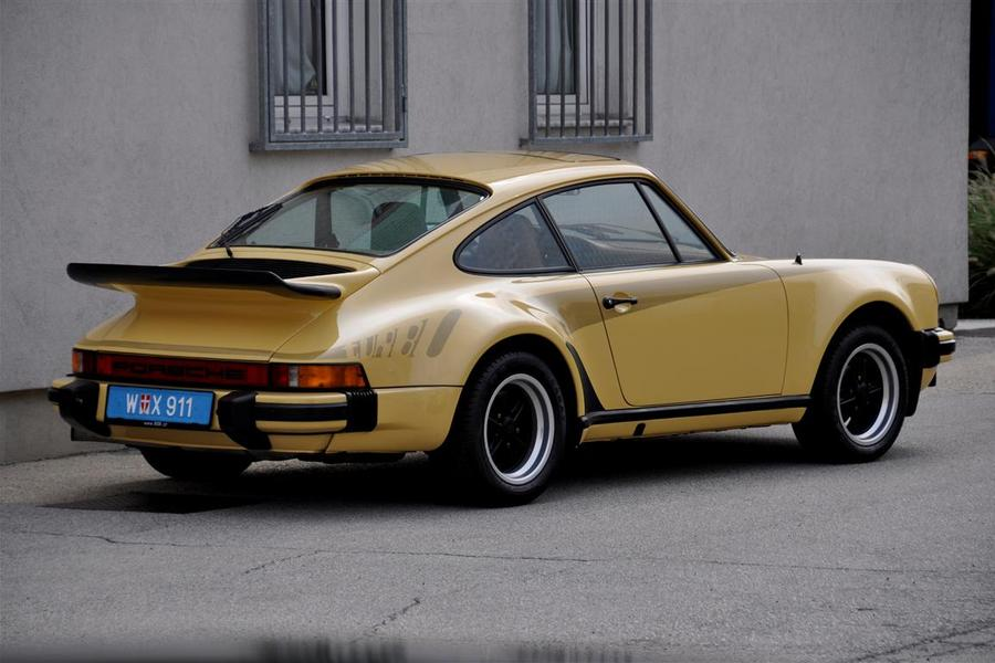 Porsche 911 G-model Turbo 3.0 191kW-version, 1976 - #7