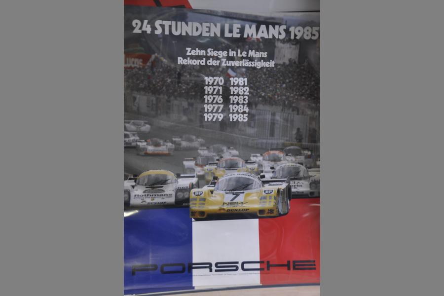 24 hours of Le Mans 1985  - #1