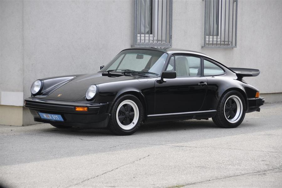 Porsche 911 G-model Carrera 3.2 Club Sport 160kW-version, 1989 - #1
