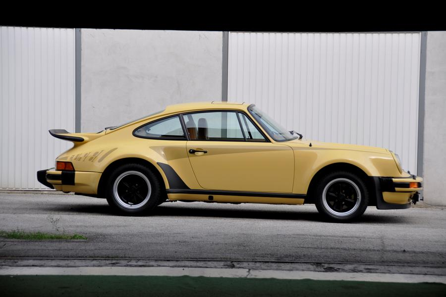 Porsche 911 G-model Turbo 3.0 191kW-version, 1976 - #1