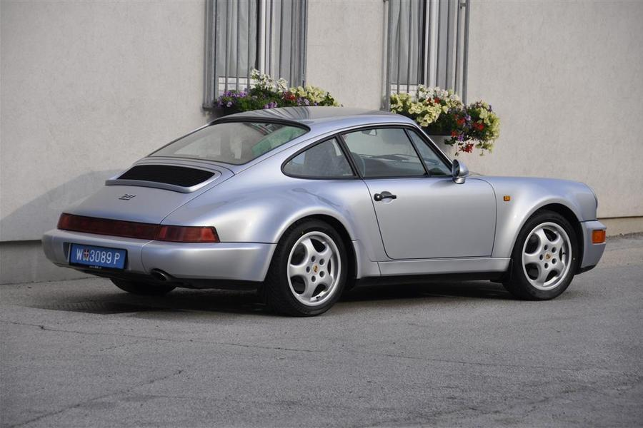 Porsche 911 964 Carrera 4 Coup 233 Turbo Look 30 Jahre 911