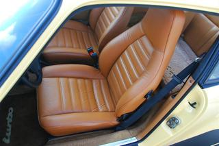 Porsche 911 G-model Turbo 3.0 191kW-version, 1976 - Primary interior photo