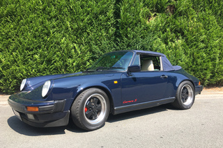911 G-model Carrera 3.2 Cabriolet 170kW-version WP0ZZZ91ZKS151367