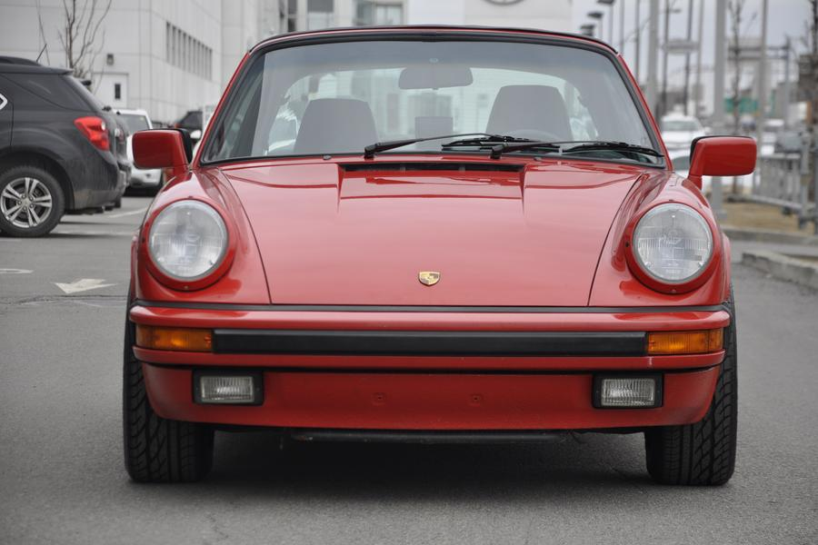 Porsche 911 G-model Carrera 3.2 Targa 160kW-version, 1987 - #5