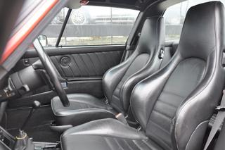Porsche 911 G-model Carrera 3.2 Targa 160kW-version, 1987 - Primary interior photo
