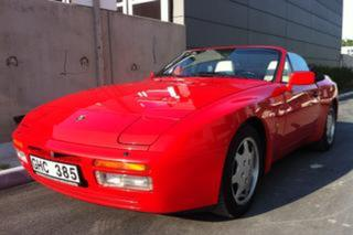 944 S2 Cabriolet - Main exterior photo