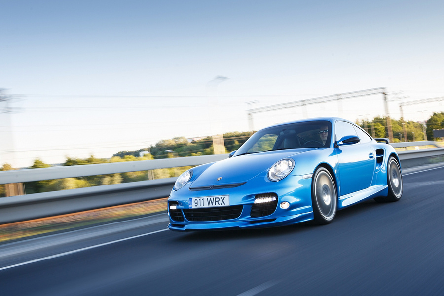 Porsche 911 997 Turbo Coupé 3.6, 2007 - #1