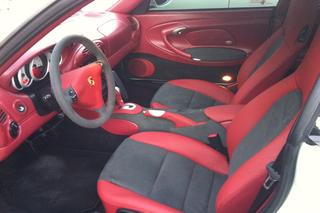 Porsche 911 996 Turbo Coupé, 2000 - Primary interior photo