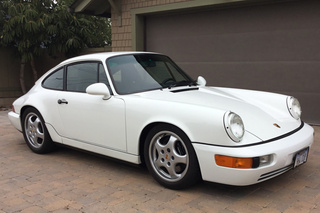 911 964 Carrera Cup USA Edition - Main exterior photo