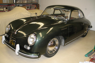 356 /1 Roadster  - Main exterior photo