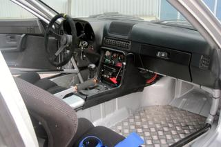 924 Turbo 125 kW-version - Main interior photo
