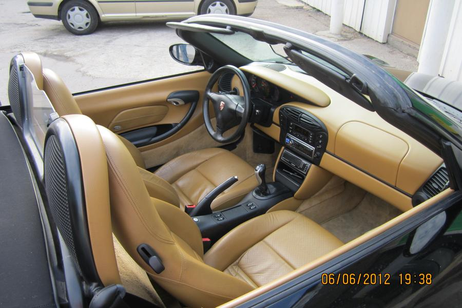 Porsche Boxster 986 2 7 168kw Version 2000 For Sale By
