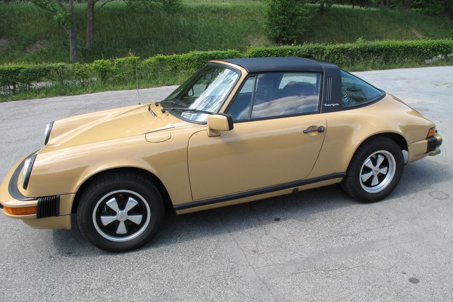 Porsche 911 G Model Sc 3 0 Targa 132kw Version 1978 For