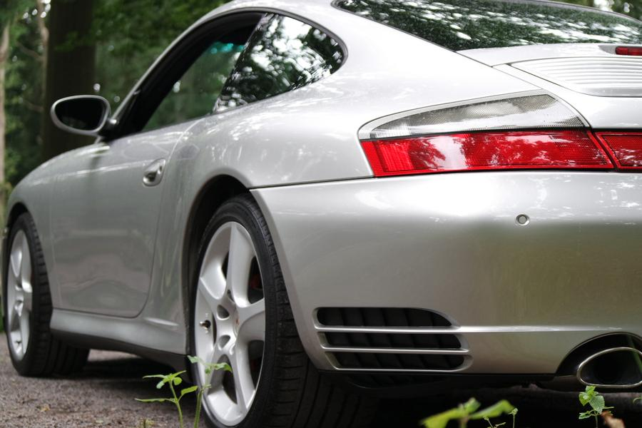 Porsche 911 996 Carrera 4s Coup 233 2003 For Show By Jdd Van