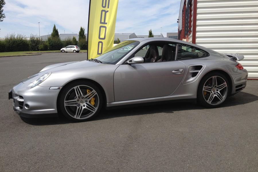Porsche 911 997 Turbo Coupé 3.6, 2008 - #9