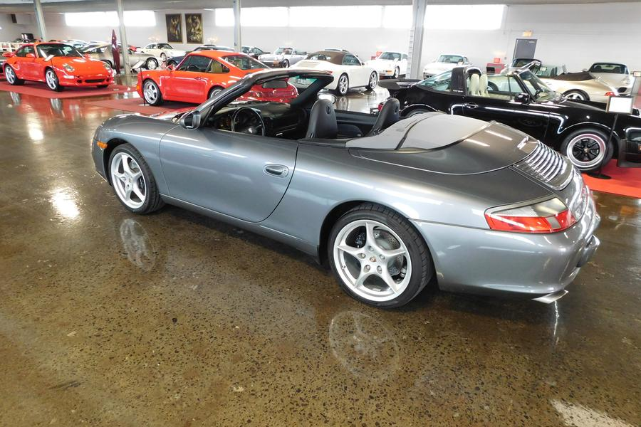 Porsche 911 996 Carrera Cabriolet 3 6 2002 For Sale By