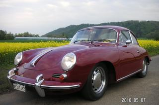 356 B T6 1600 Coupé - Main exterior photo